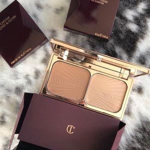 Charlotte Tilbury Makeup - Charlotte Tilbury Filmstar Bronze & Glow Duo